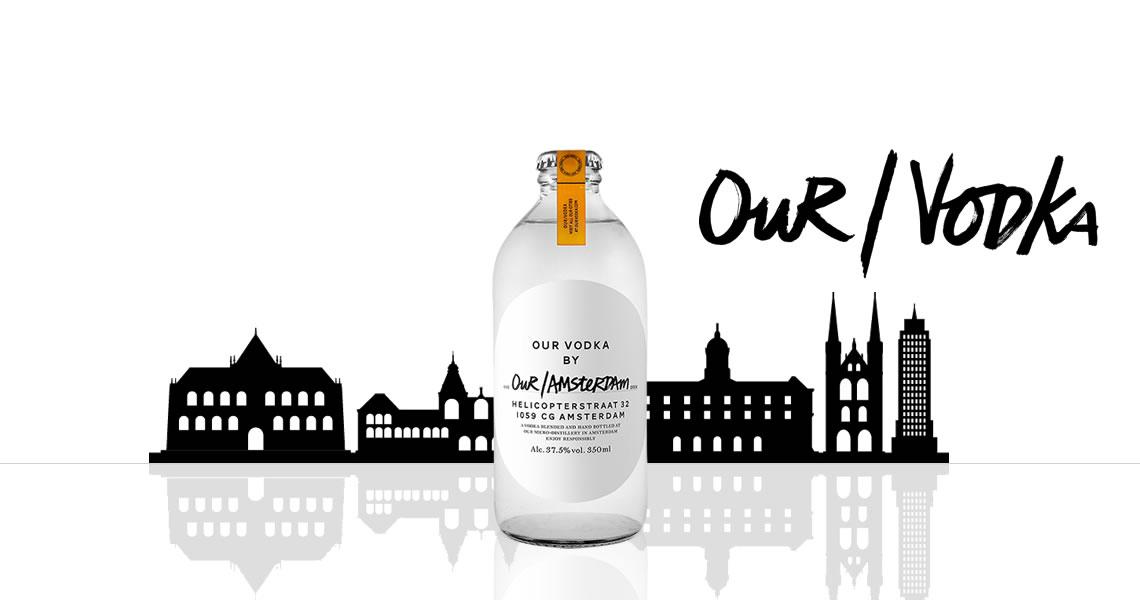 城市伏特加-阿姆斯特丹-Our/Amsterdam Vodka