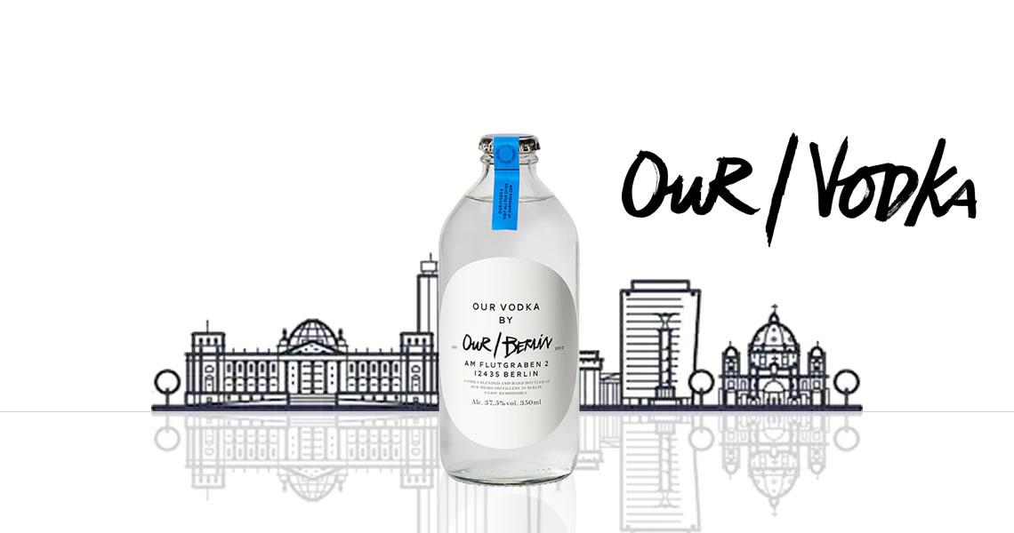 城市伏特加-柏林伏特加-Our/Berlin Vodka