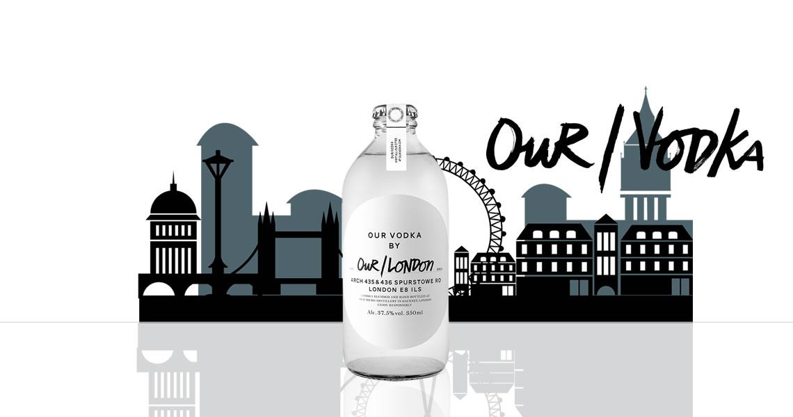 城市伏特加-倫敦伏特加-Our/London Vodka