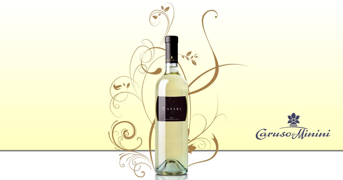 塔莎理白酒I.G.T-TASARI White  SICILIA I.G.T