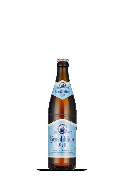 艾塔修道院經典淡精釀啤酒(優惠只到8月底喔)-Benediktiner Hell Helles Lagerbier