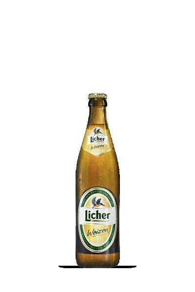 麗榭小麥酵母精釀啤酒-Licher Hefe Weizen