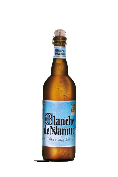 娜慕爾(娜魯兒)白啤酒-Blanche de Namur