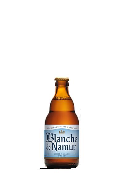 娜慕爾(娜魯兒)白啤酒(小)-Blanche de Namur