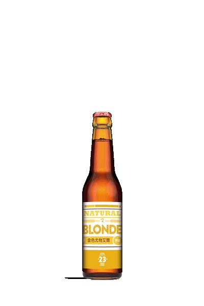 23號酒廠_NO2_金色尤物艾爾-23 Brewing #2 Natural Blonde