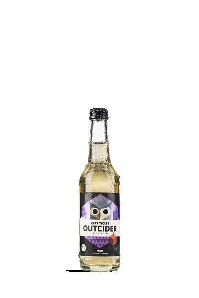 奧斯星空貓頭鷹果園蘋果酒-Ostmost Outcider Mild