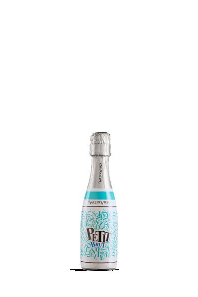 威帝偉士氣泡酒(藍)-PETIT BRUT