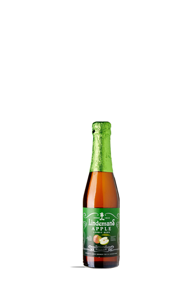 琳德曼自然發酵蘋果啤酒-Lindemans Apple