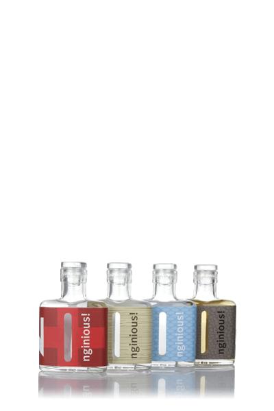 瑞士靈琴酒-四款(各100ML)-nginious! Gin