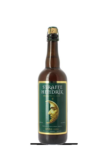 勇敢亨利金啤酒-Straffe Hendrik Blond