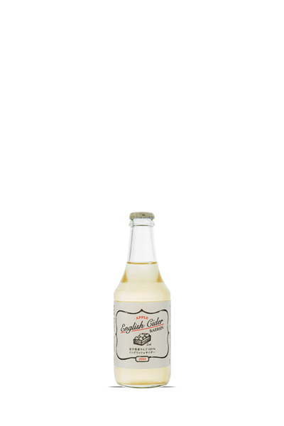 岩手縣英式蘋果酒-baeren apple cider