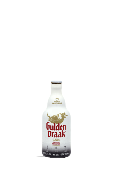 達克黑金龍啤酒-Gulden Draak