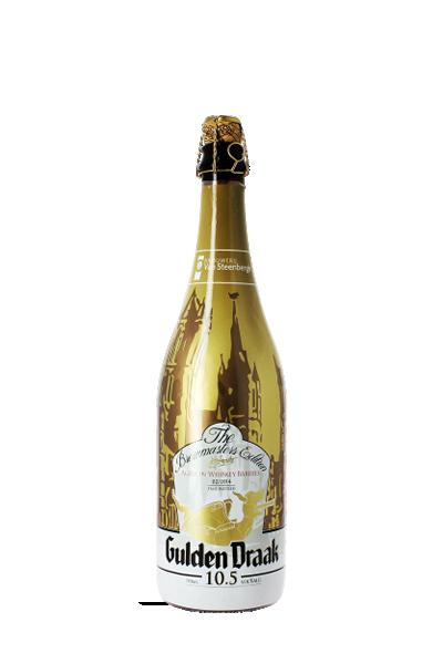 達克黑金龍桶釀啤酒-Gulden Draak Brewmasters
