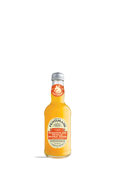 梵提曼賽維利亞柑橘汽水 -Fentimans Mandarin &Seville Orange