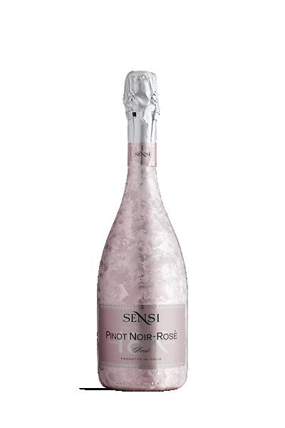 森喜酒莊18K黑皮諾玫瑰粉紅氣泡酒(NEW)-Sensi 18K Pinot Noir Rose Prosecco