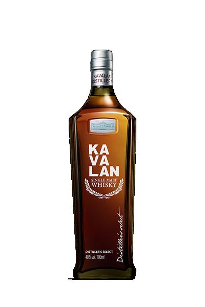 噶瑪蘭珍選單一麥芽威士忌-Kavalan Distiller's Select Whisky