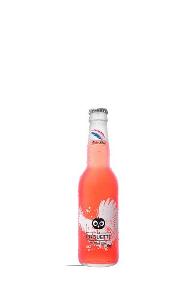 法國貓頭鷹粉紅蘋果氣泡酒-La Chouette Cider Rose