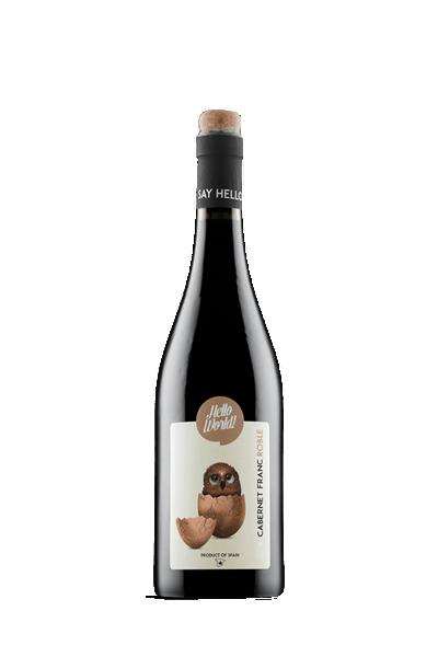 雅達莊園怪蛋卡本內弗朗紅葡萄酒-Finca La Estacada Hello World Cabernet Franc