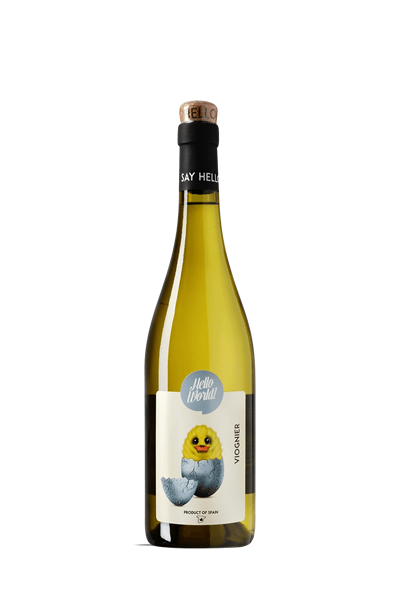 雅達莊園怪蛋維歐尼耶白葡萄酒-Finca La Estacada Hello World Viognier