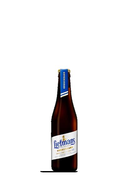 蕾曼-老褐金帶啤酒(小)-Liefmans Goudenband