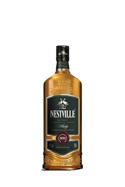 樂威-調和威士忌-Nestville Whisky Nestville Blended