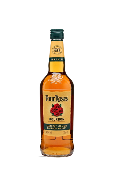 四玫瑰波本威士忌-FOUR ROSES BOURBON