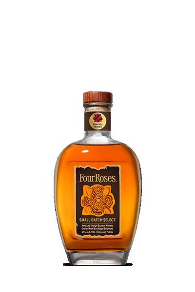 四玫瑰波本威士忌(小批生產)-Four rose small batch