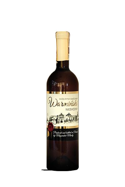 雙瓦爾米亞蜂蜜酒-WARMINSKI MEAD