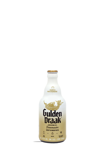 達克黑金龍桶釀啤酒(330ml)-Gulden Draak Gerijpt In Whiskyvaten
