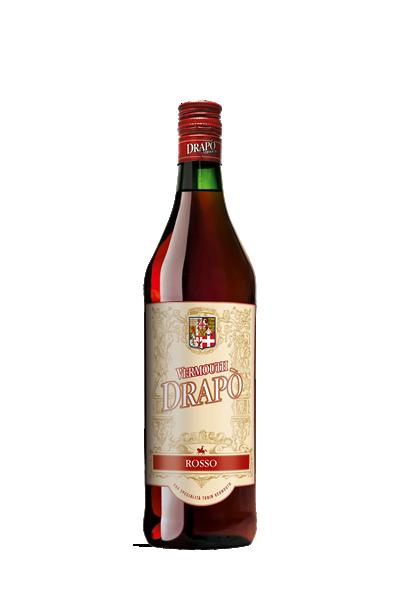 爪普紅香艾酒-Drapò Rosso