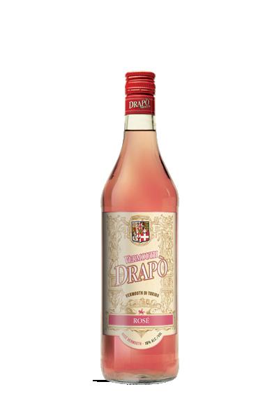 爪普粉香艾酒-Drapò Rose