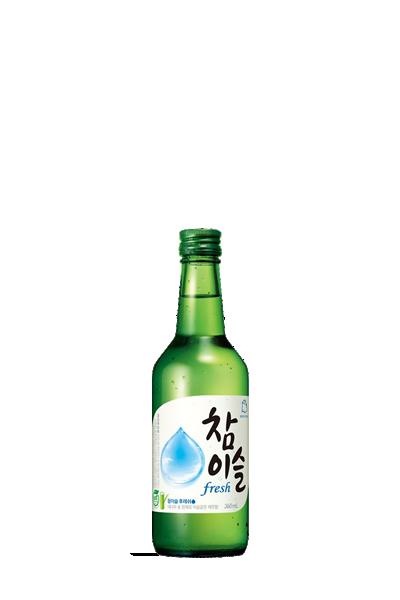 韓國_真露燒酎_17.8℅-참이슬 17.8%