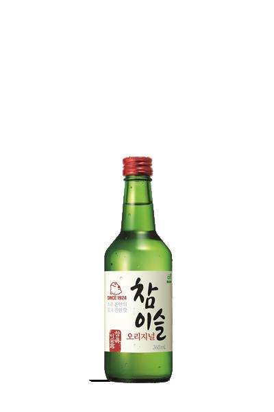 韓國_真露燒酎_20.1℅-참이슬 오리지널