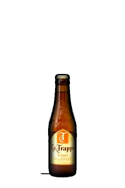 塔伯特正宗修道院三麥金啤酒-La Trappe Tripel