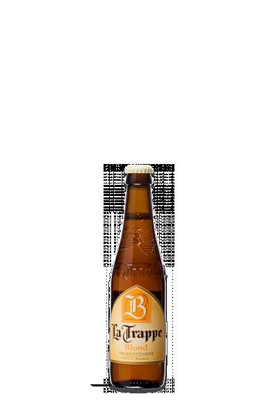 塔伯特正宗修道院金啤酒-La Trappe Blond