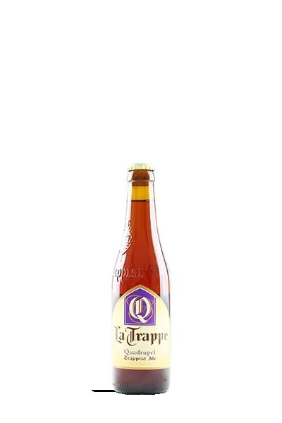 塔伯特正宗修道院四重發酵特級黑啤酒-La Trappe Quadrupel