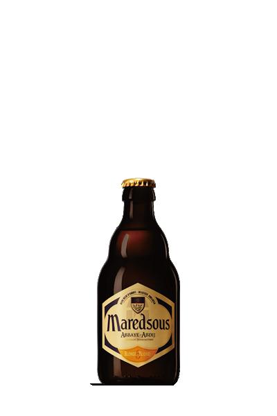 馬樂6修道院金啤酒-Maredsous 6 Blond