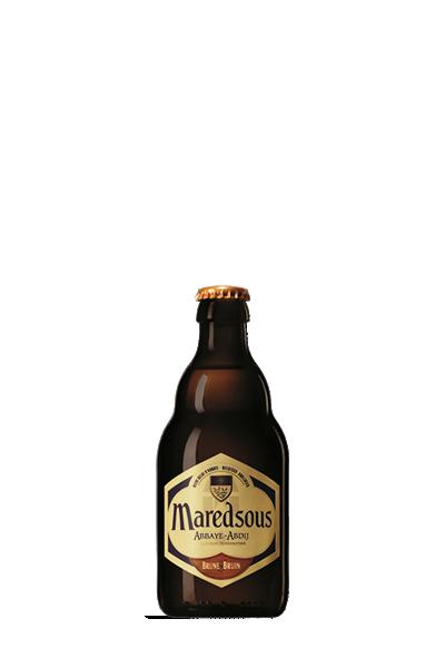 馬樂8修道院黑啤酒-Maredsous 8 Bruin