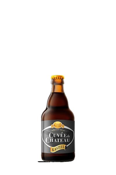 城堡窖藏黑啤酒-Kasteel Cuvée du Chateau