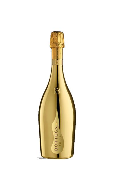 寶緹嘉-璀璨金瓶氣泡葡萄酒-Bottega GOLD Prosecco DOC Spumante Brut