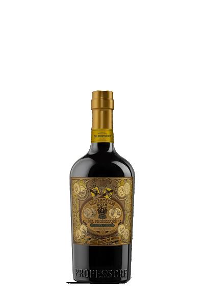 香草香艾酒-Del Professore Vaniglia Vermouth