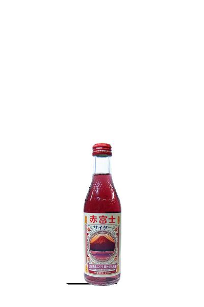 木村-紅富士山葡萄汽水-赤富士サイダー