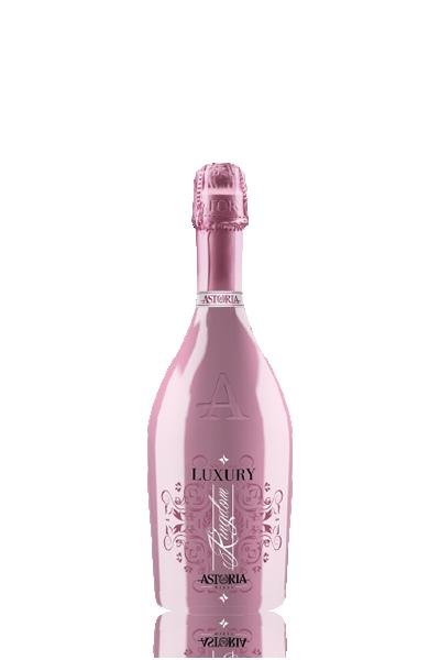 A級-奢華蜜思嘉微甜氣泡酒-Astoria Rosè Luxury Dry