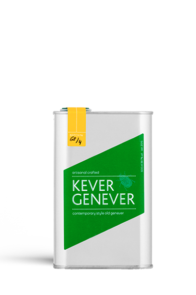 肯禾荷蘭琴酒-Kever Genever Old Genever