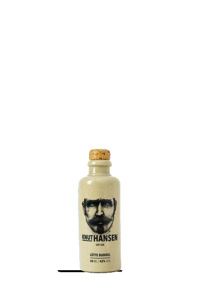 航海家琴酒-小樣酒-Knut Hansen Dry Gin Mini