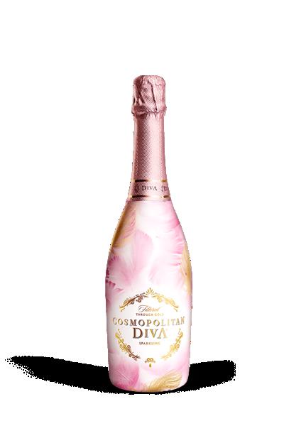 柯夢波丹經典氣泡酒(原味)-Cosmopolitan Diva