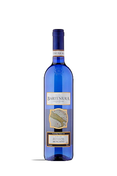 藍瓶-甜白葡萄酒-The Blue Bottle - Bartenura Moscato d'Asti DOCG