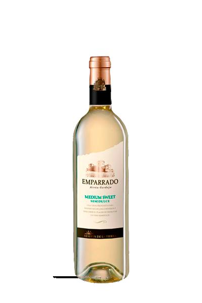 安伯拉-微甜白葡萄酒-Emparrado Medium Sweet White