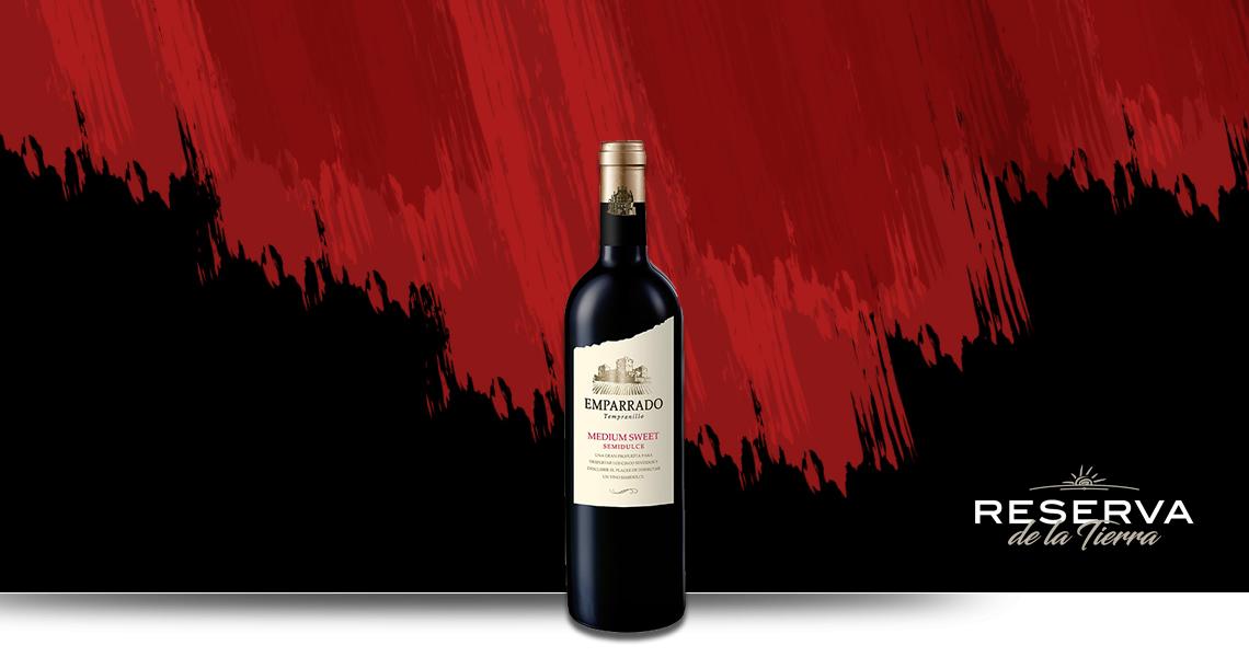 安伯拉-微甜紅葡萄酒-Emparrado Medium Sweet Red