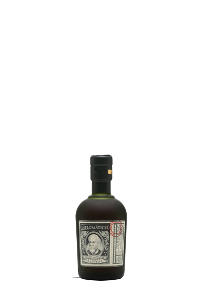 外交官特級精釀-12年蘭姆酒-50ml-Diplomatico Reserva Exclusiva 12 yrs miniature
